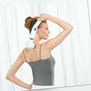 Infrarot-Massagegerät Pro mit 4 Aufsätzen