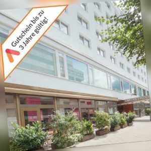 Kurzurlaub Berlin 3 Tage im 3* Hotel Sorat Ambassador Gutschein 2 Personen