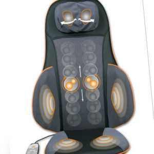 Medisana Massagesitzauflage MC 825 Shiatsu Akupressur Nackenmassage