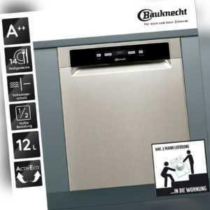 Geschirrspüler Unterbau-Geschirrspüler (60 cm) A++ Bauknecht OBU...