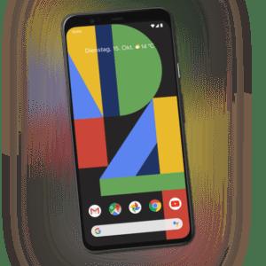 GOOGLE Pixel 4 XL 64 GB Just Black Dual SIM