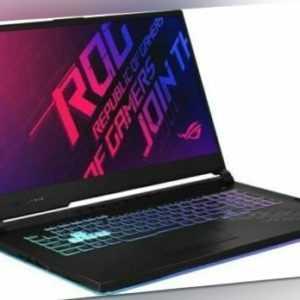 ASUS ROG Strix G17 G712LWS-EV830T Core™ i7-10750H 8 GB RAM NVIDIA® GeForce RT