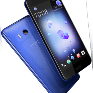 HTC U11 Sapphire Blau 64GB Android Smartphone ohne Vertrag Dual Sim 16MPX Kamera