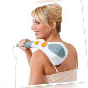 Intensiv-Massagegerät Rückenmassage Wellnessmassage Nackenmassage + Infrarot 35W