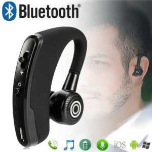 Bluetooth 5.0 Kopfhörer In-Ear Ohrhörer Wireless Headset für iPhone Samsung DE