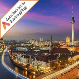 Kurzreise Berlin Blankenfelde 2-4 Tage 4* Best Western Hotel Gutschein Wellness