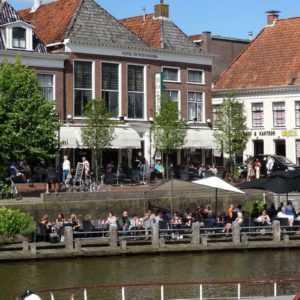 Friesland Dokkum NL Kurzurlaub für 2 Personen Hotel Gutschein Kurzreise 2 Nächte