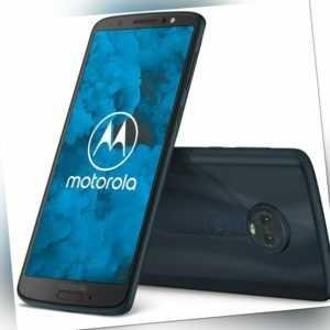 Motorola moto g6 Android Smartphone 14,5cm 5,7Zoll 32GB 3GB Deep Indigo