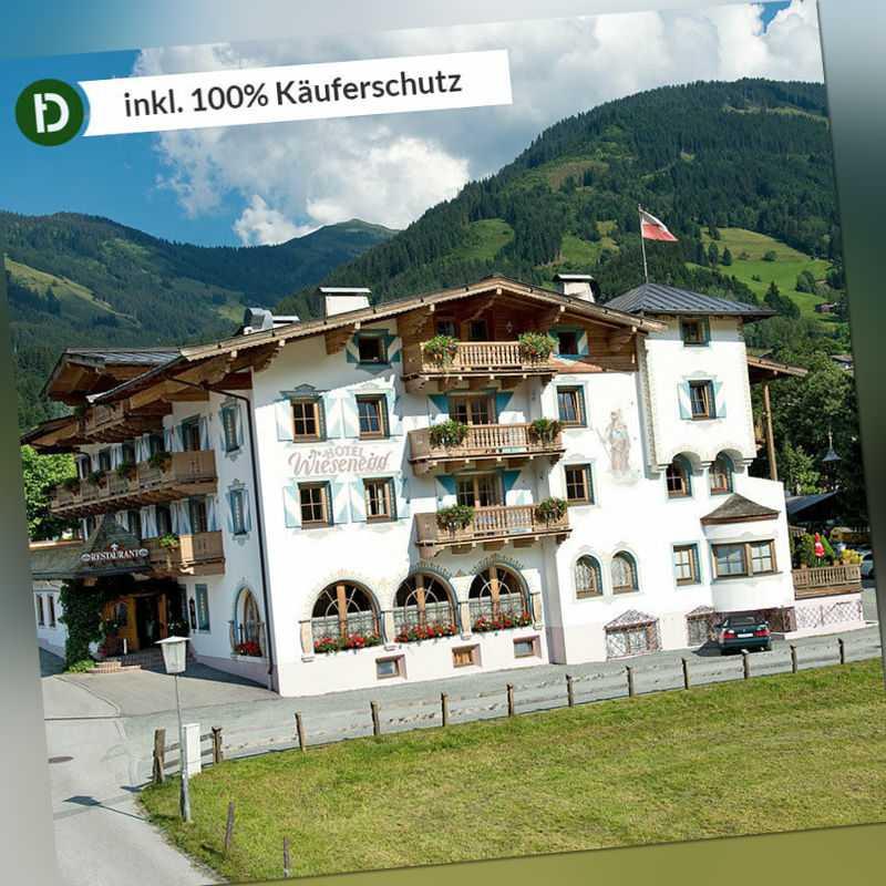 Aurach Kitzbüheler Alpen Österreich 3 Sterne 7ÜN/2P
