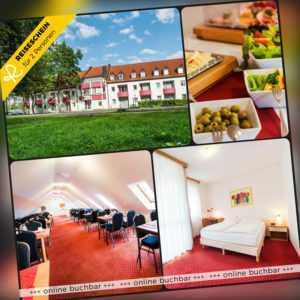 Kurzurlaub Erding b. München 4 Tage 2 Personen AZIMUT Hotel Hotelgutschein Reise