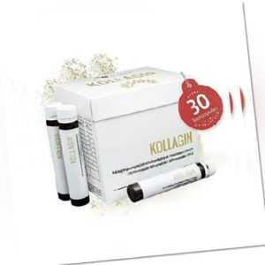 Kollagin Trinkampullen, für Eine Schöne Gesunde Haut, 30 Stück