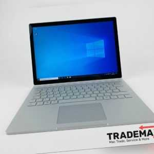 "Microsoft Surface Book 13.5"" Convertible Touch i5 6300U 8 GB 256 GB Win 10 MwSt."