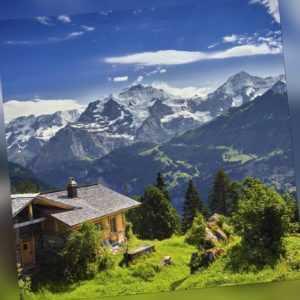 Urlaub Wallis Obergoms Berge Schweiz | 3T Bio Hotel Walser Gutschein | Deal 2P
