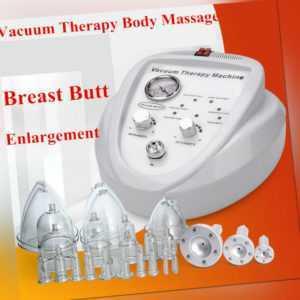 Vakuum Massagegerät Schröpfen Set Beauty Gesundheit Naturheilkunde Bio Medizin