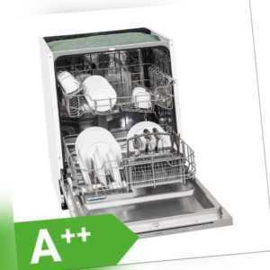 Exquisit EGSP 1012 E Einbau Geschirrspüler / EEK A++ Spülmaschine...