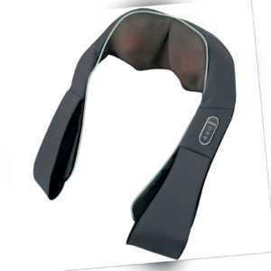 HoMedics NMS-700RCG-EU Nackenmassagegerät mit Wärmefunktion 25 W Grau