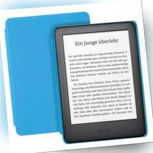 Amazon Kindle Kids Edition (10. Generation) blau 6 Zoll E-Book (2.Wahl)