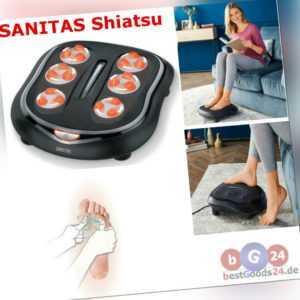 Shiatsu Fußmassagegerät SFM 55 Zuschaltbare Wärmefunktion Fußreflexzonenmassage