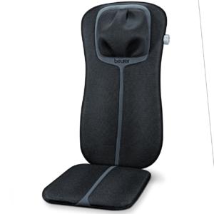 Beurer Massage MG 254 Shiatsu Sitzauflage Nacken und Rückenmassage