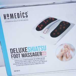 HoMedics Shiatsu Fußmassagegerät