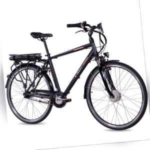 28 Zoll Elektrofahrrad Herren E-Bike CHRISSON E-GENT 7G Nexus Rücktrittbremse
