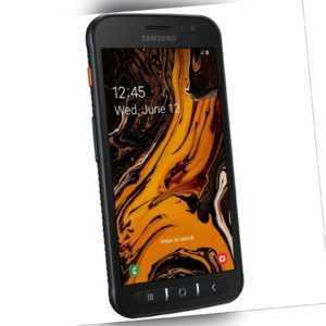 Samsung Galaxy Xcover 4s Enterprise Edition 32GB, Handy, schwarz