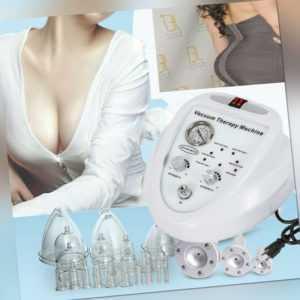 Vakuumtherapie Körper Vakuumpumpe des Brustvergrößerung Massagegerät Schönheit