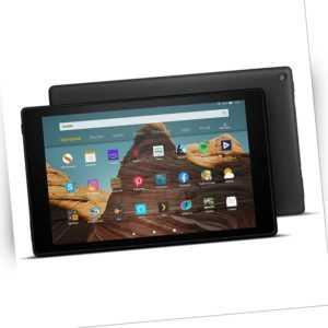 Amazon Fire HD 10-Tablet - Schwarz mit Spezialangeboten Full HD-Display (1080p)