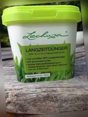 Lechuza Langzeitdünger NPK Dünger mit Spurenelementen Zimmerpflanze Kübelpflanze