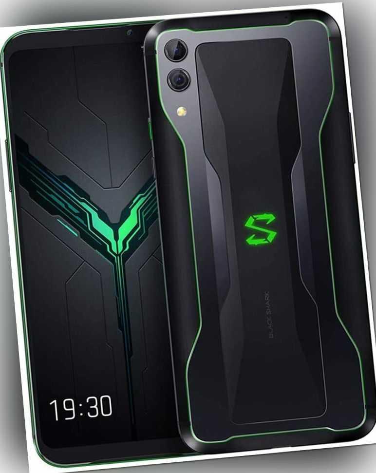 Xiaomi Blackshark 3 128GB Dual-SIM schwarz Smartphone ohne Simlock...