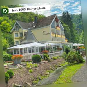 6 Tage Urlaub in Bad Bertrich im Hotel Am Schwanenweiher mit Frühstück