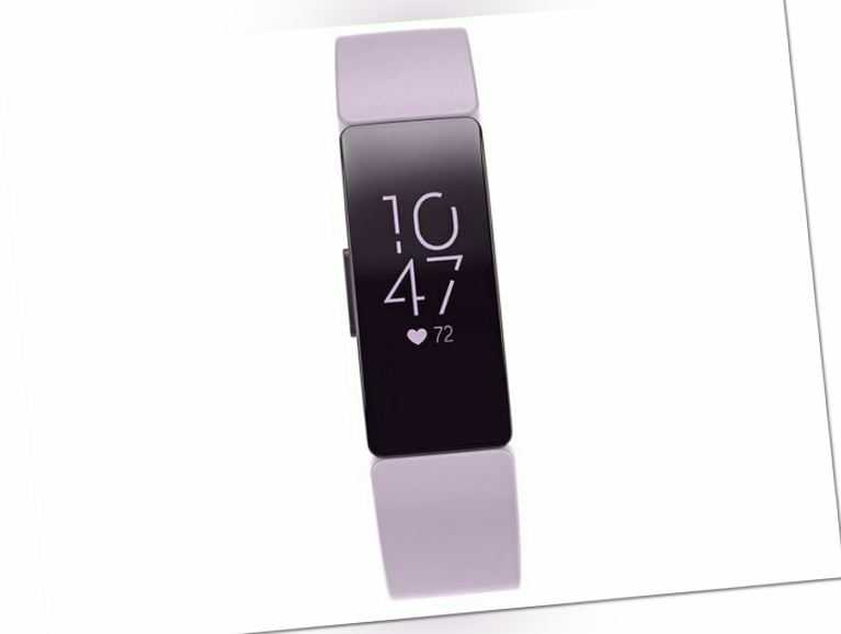 Fitbit Inspire Gesundheits- & Fitness Tracker/Trainings Erkennung Lilac