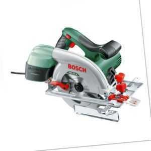 Bosch Handkreissäge Säge Kreissäge PKS 55 A im Karton, 1200 Watt 160mm Blatt