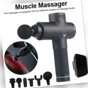 Massage Pistole Elektronische Muskel Entspannen Gerät Körper Massager Massagegun