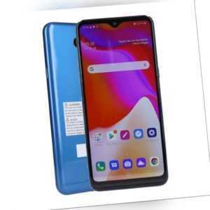 LG K40s X430EMW Dual-SIM 32GB Blau Smartphone Kundenretoure wie neu