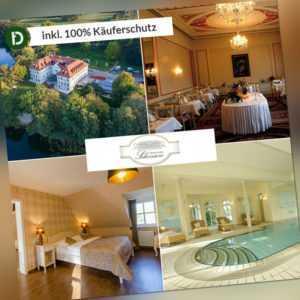 3 Tage Urlaub im Hotel Seeschloss Schorssow inkl. Frühstück