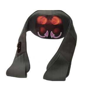 Silvercrest Shiatsu Nackenmassage Hörnchen Massagegerät Massage Nacken Neu
