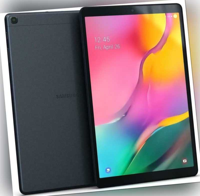 Samsung Galaxy Tab A 10.1 T515 32GB schwarz LTE SM-T515 - DEUTSCHER HÄNDLER