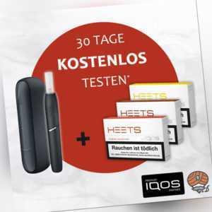 Gutschein IQOS 3.0 Duo + bis zu 120 Gratis HEETS bei IQOS kostenlos testen