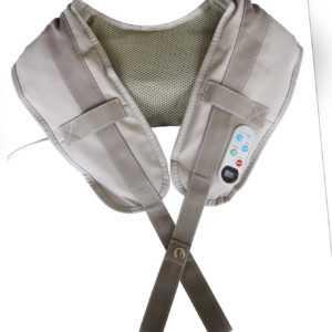 Nackenmassagegerät Klopfmassage Nacken Rücken Schulter Massagegerät elektrisch