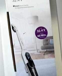 Bosch BBH73260K weiß Akku-Staubsauger - Ausstellungsstück
