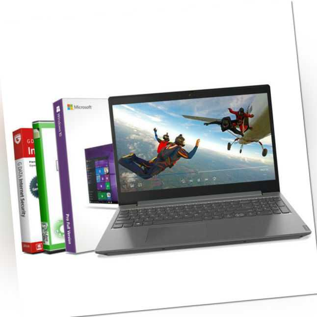 "17.3"" Lenovo Laptop Intel Core i5 4x 3.90GHz 8GB DDR4 512GB SSD Win 10 Notebook"
