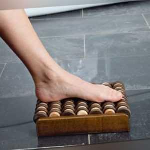 RUSSKA Fußmassageroller Rolling Massage Fuss