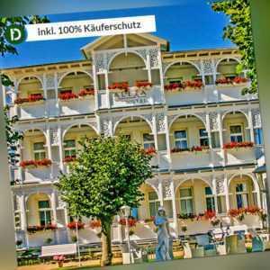 3 Tage Urlaub im Alexa Hotel auf der Insel Rügen inkl. Frühstück