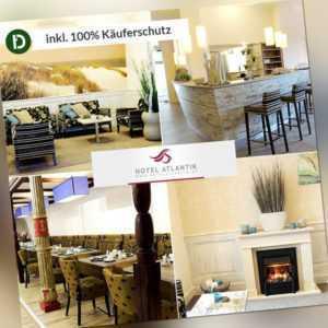 4 Tage Kurzurlaub in Ostfriesland im Hotel Atlantik mit Frühstück