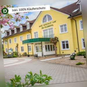 8 Tage Urlaub in Brandenburg im Ferien Hotel Fläming mit Halbpension