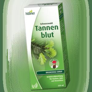 Tannenblut - Bronchial-Sirup 250ml | HUEBNER