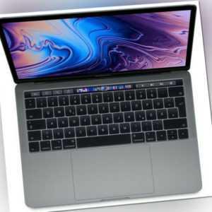 """Apple MacBook Pro 13"""" (A2159) 256GB Space Gray Neuwertig vom Händler"""