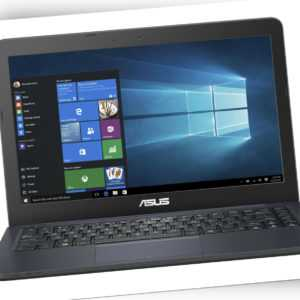 ASUS 14 Zoll Notebook E402YA 4GB RAM 256GB SSD AMD E2 Full-HD Laptop blau B-WARE