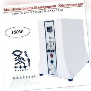 Multifunktionales Vakuum-Anti-Cellulite-Massagegerät Breast Enhancer Machine Kit